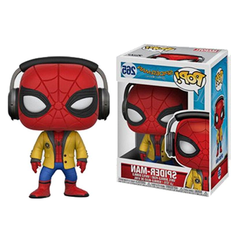 FUNKO <font><b>POP</b></font> Avengers Stan Man <font><b>Figure</b></font> PVC Action Collection Model <font><b>Toys</b></font> Kids