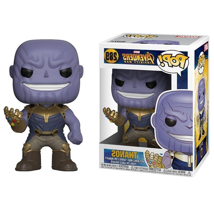 FUNKO <font><b>POP</b></font> Marvel Stan <font><b>Figure</b></font> Action Collection Model Kids