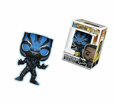 Funko Marvel Black Panther Glow in Dark Vinyl Figure