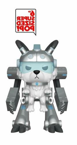 "Funko Pop Animation: And Snowball 6"" Vinyl"