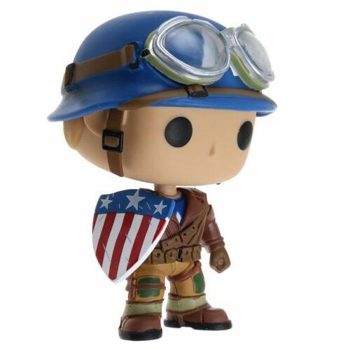 Funko Marvel America Spring Version Gift