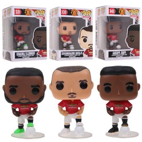 Manchester United Football Club Toy - Soccer Star Funko POP