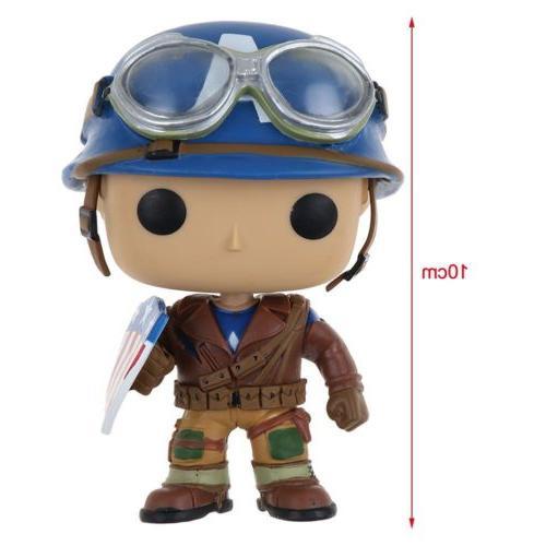 Funko Pop Captain Version Figure Toy Gift