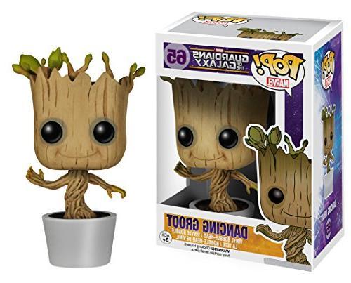 Funko POP! Marvel: Dancing Groot Bobble