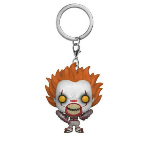 Funko Movie Pennywise With Games of Keychain