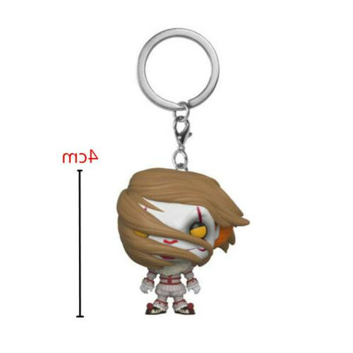 Funko Pennywise Spider Games of Keychain