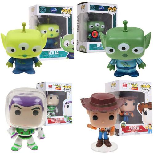 funko pop pixar toy story alien woody