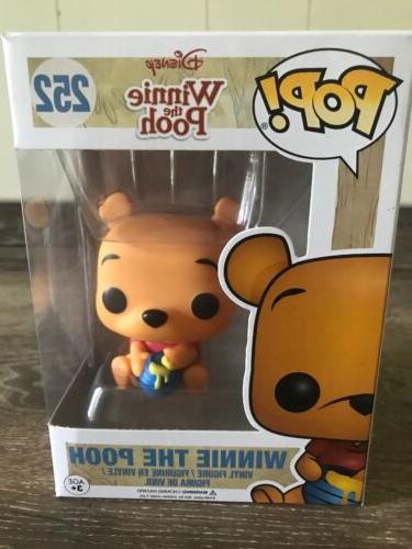 Funko Winnie The Pop FunkoVinyl 252 SHIP
