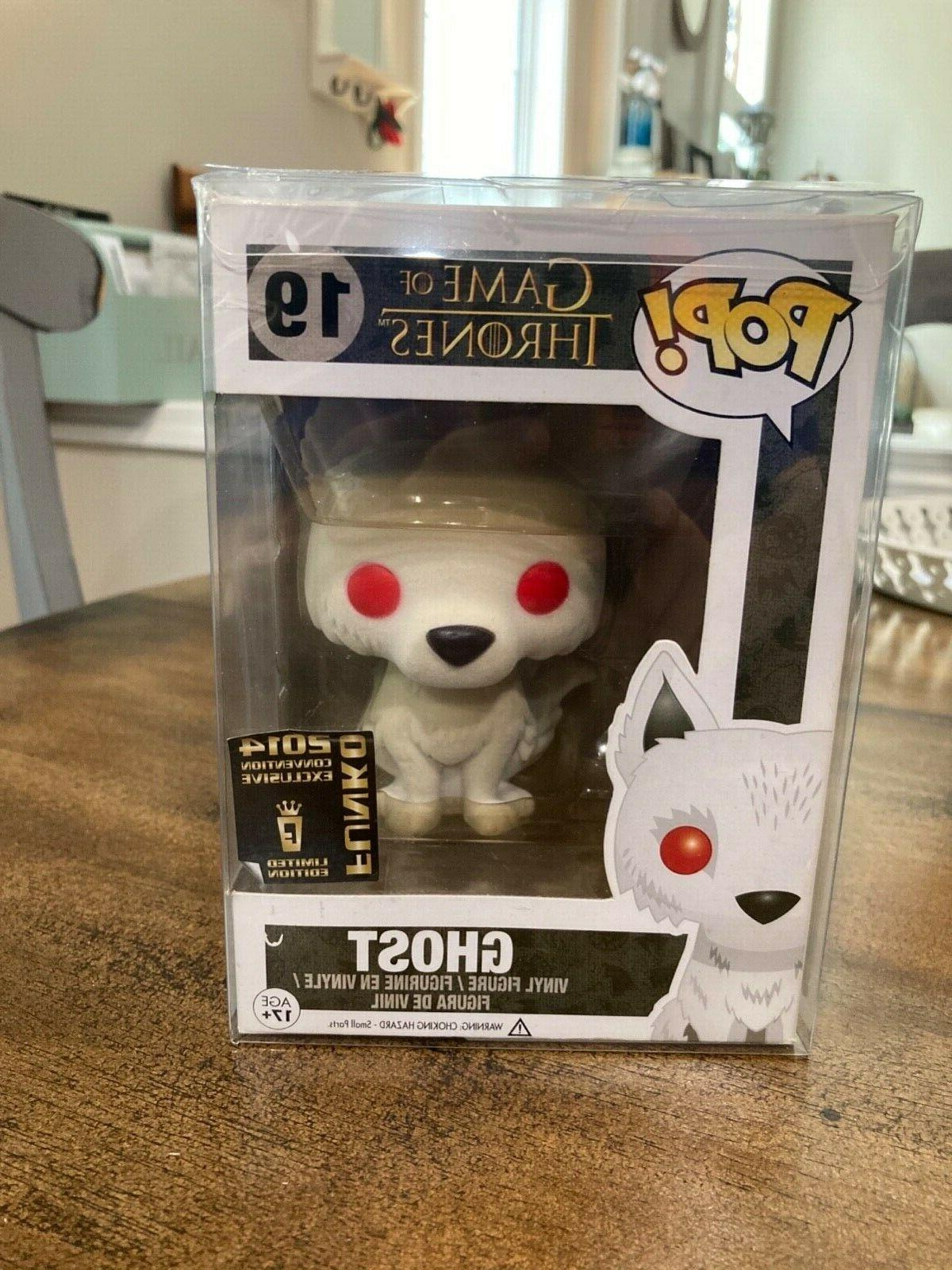 game of thrones pop 19 ghost 2014