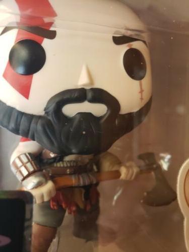 God War POP! Axe Figure Playstation