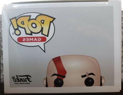 God War Funko POP! Kratos Axe Vinyl Playstation