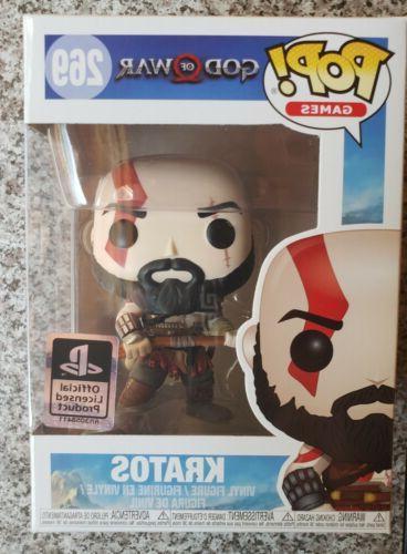 god of war pop games kratos