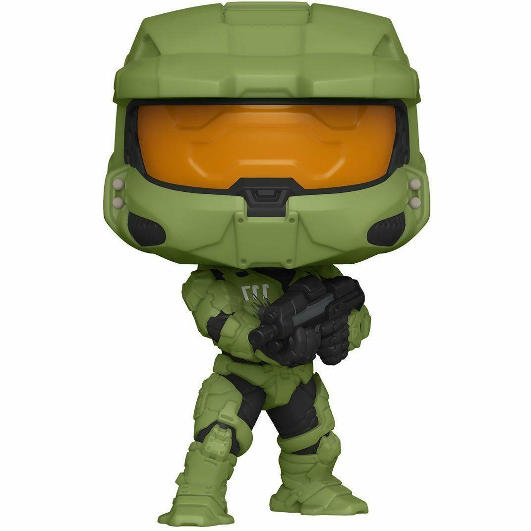 Halo Infinite Pop! Figure Custom Bundle