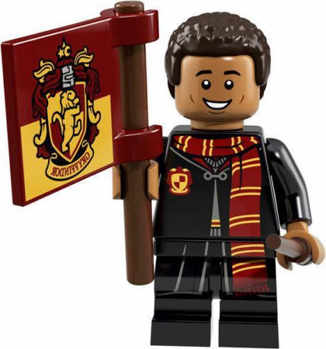 Lego Harry Potter - Dean Thomas Minifigures - #8 71022 New