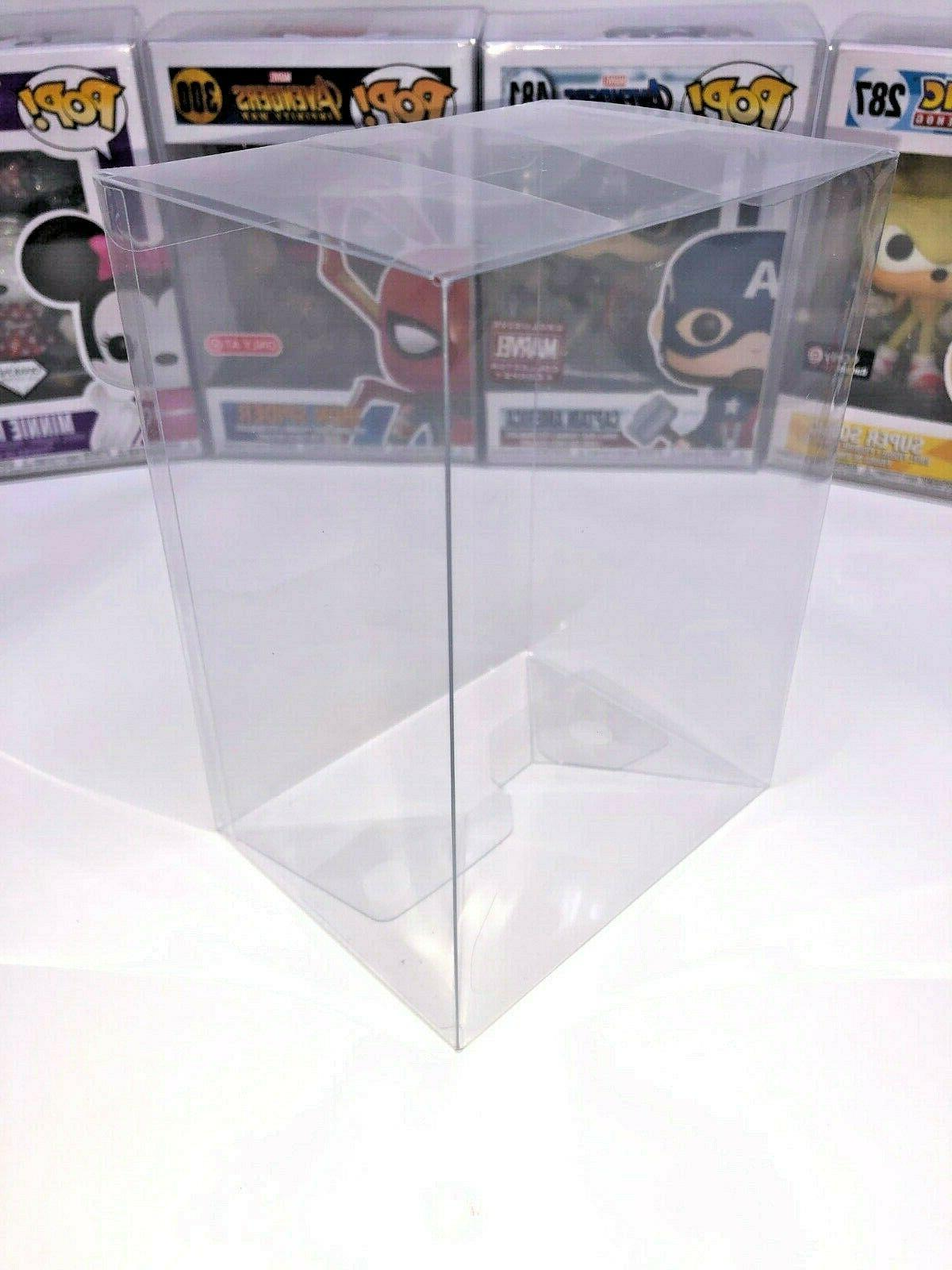 Lot 100 Collectibles Funko Pop Protector Case for inch Vinyl