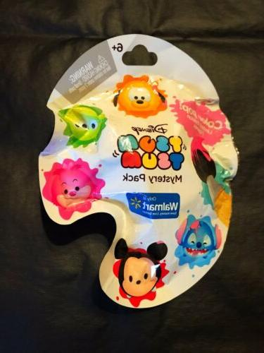 LOT X Tsum Rare Limited Edition Color Mystery Packs