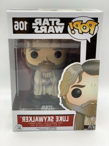 luke skywalker force awakens star wars pop