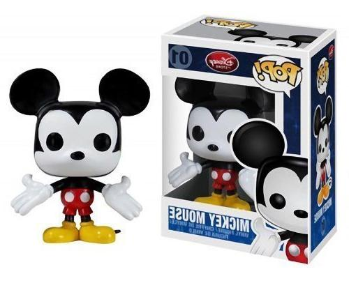 mickey mouse 4 funko pop