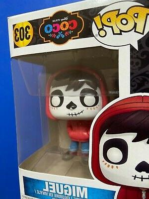 Miguel POP #303 - Pixar New!