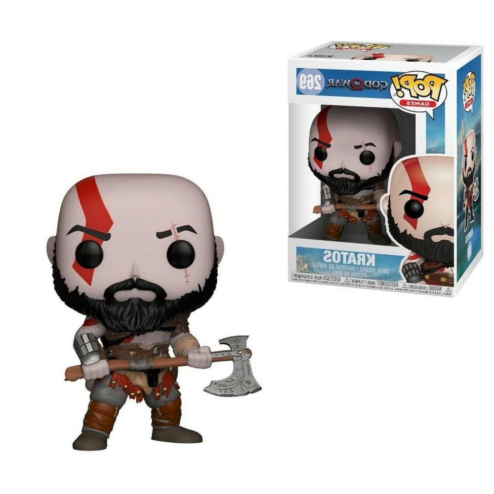 God of War Funko Pop! Kratos V2