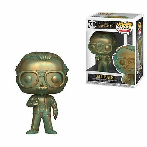 new pop icons stan lee 07 vinyl