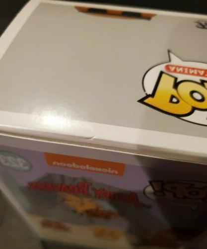 Nickelodeon Angry Funko Pop