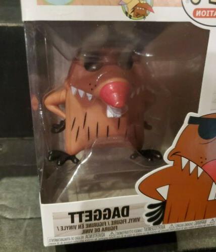 Nickelodeon Angry Dagget Funko Figure