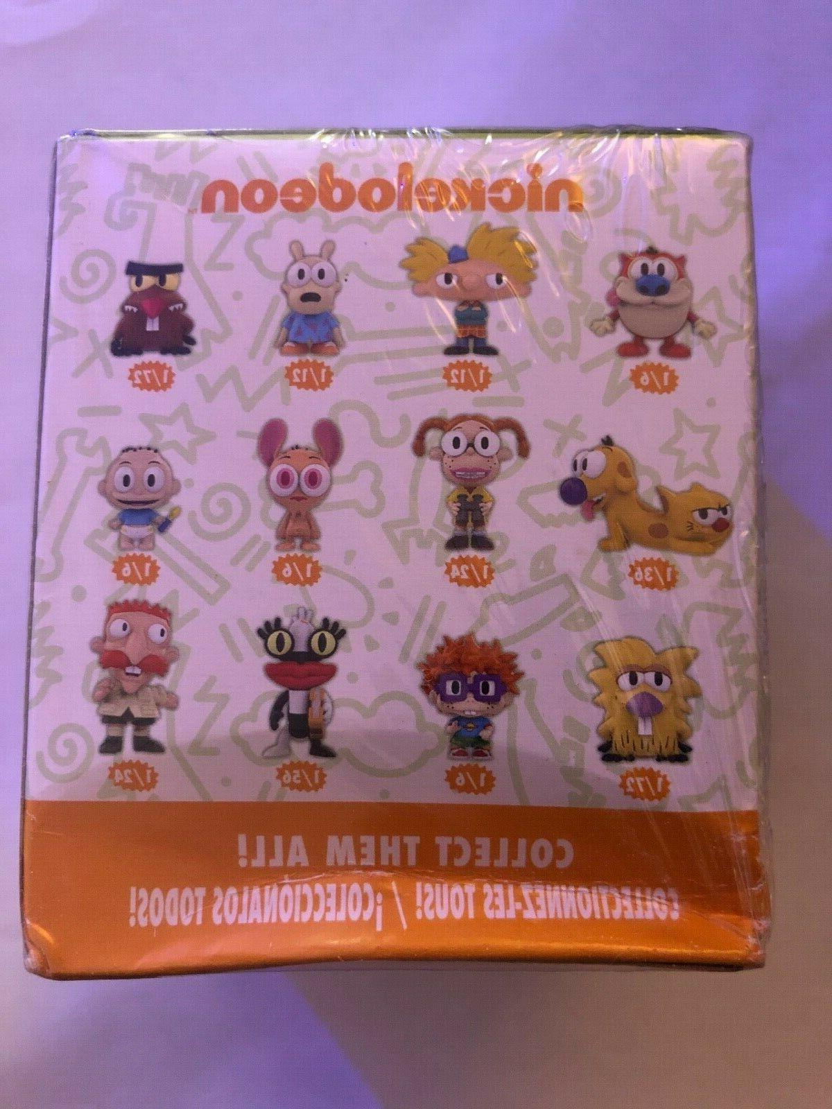 Nickelodeon Minis Figure