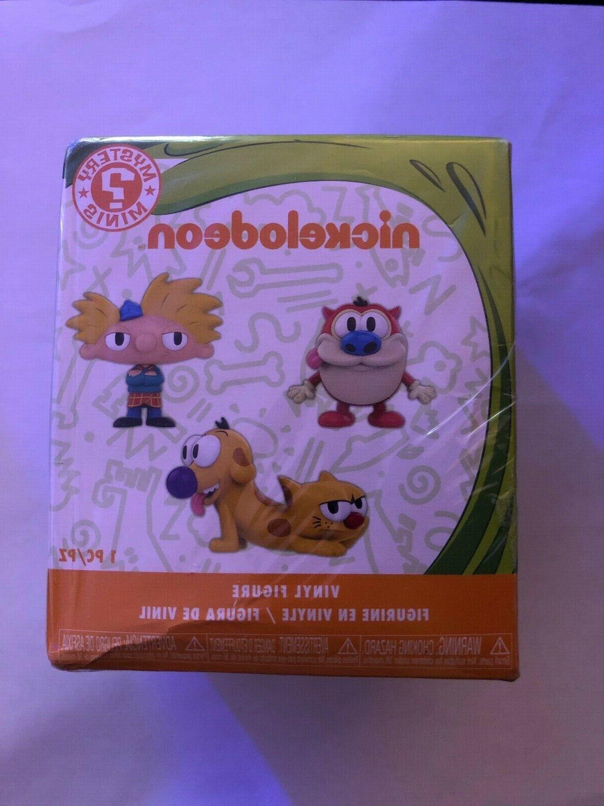 Nickelodeon Funko Mystery Minis
