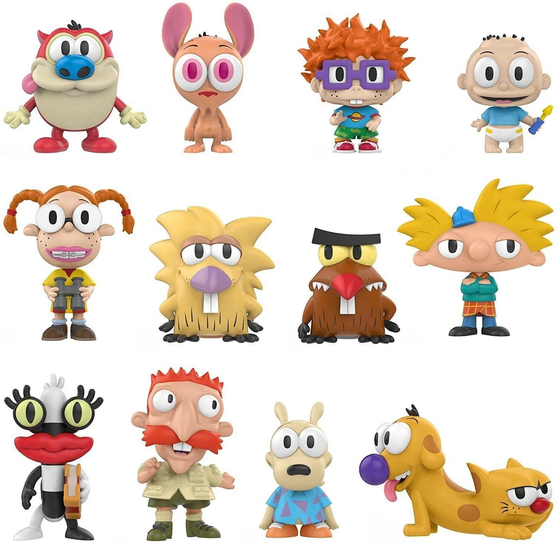 Nickelodeon Minis Vinyl