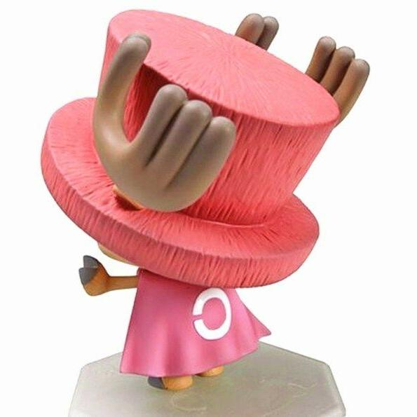 One Piece Chopper Plating Hat Funko Action Figure