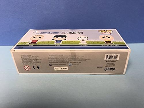 PEANUTS Vinyl Minis CHARLIE BROWN Snoopy Linus