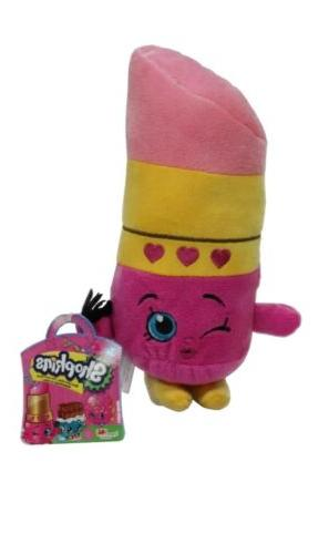 Plush Shopkins Characters Dolls Figures Animals Figurines