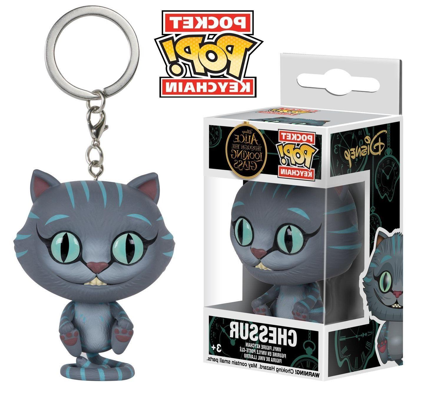 Funko Pocket POP! Disney Chessur Keychain