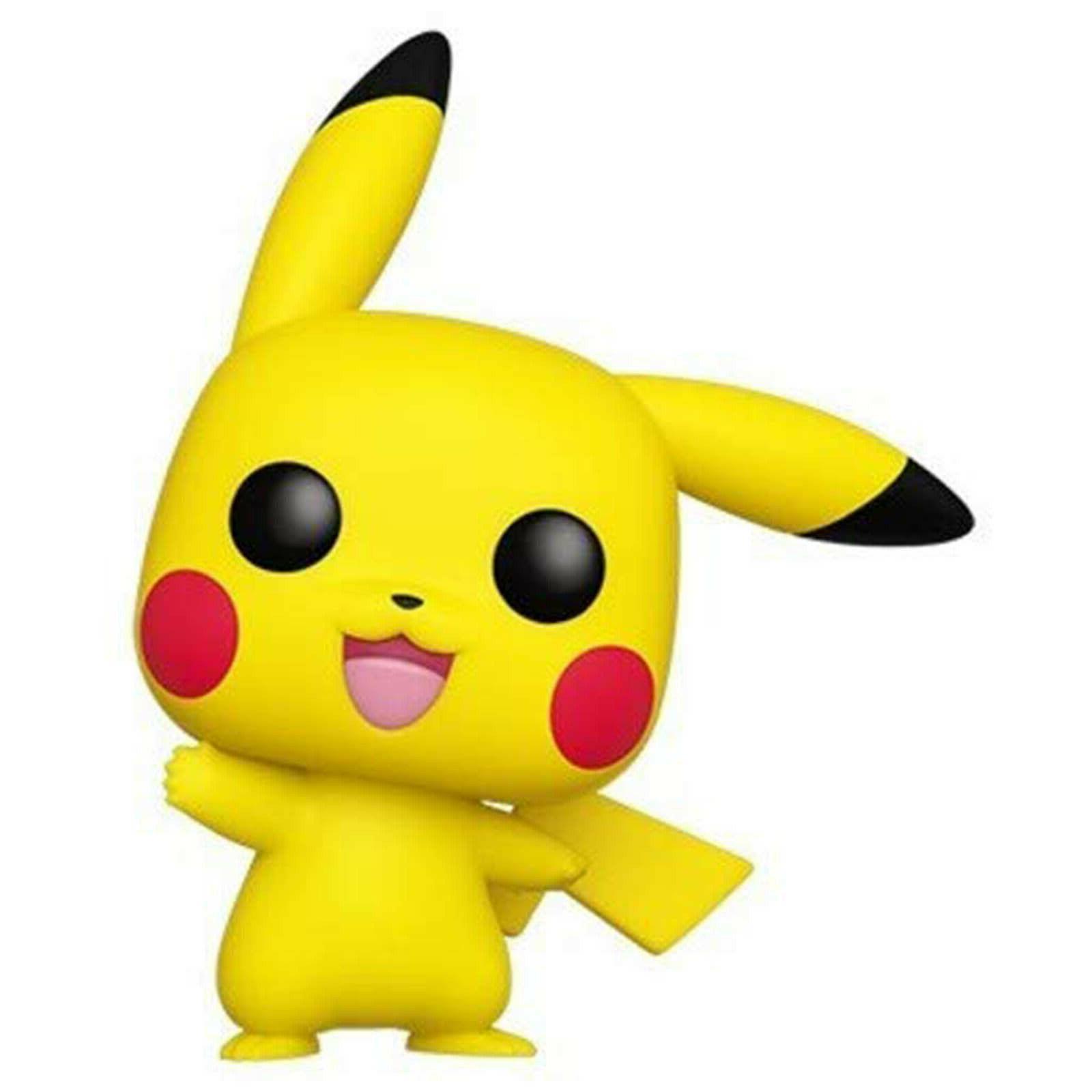 pokemon pop pikachu waving vinyl figure new
