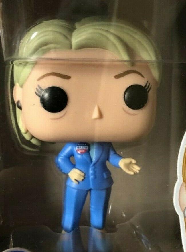 Funko Campaign Hillary Clinton