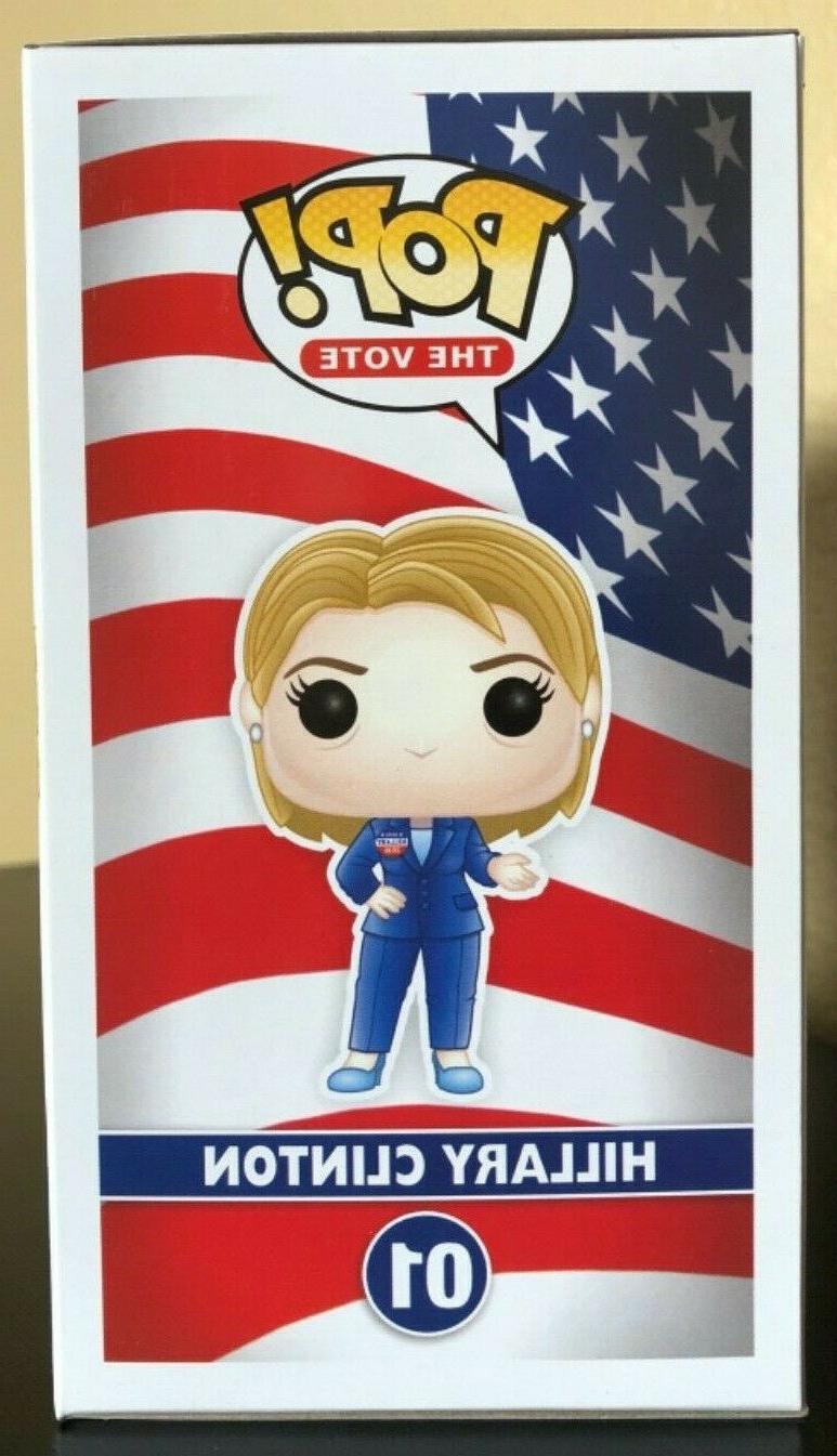 Funko Campaign Hillary Clinton --