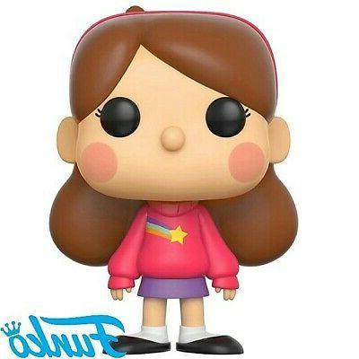 Funko #241 Gravity Falls Mabel Pines Figure In Stock
