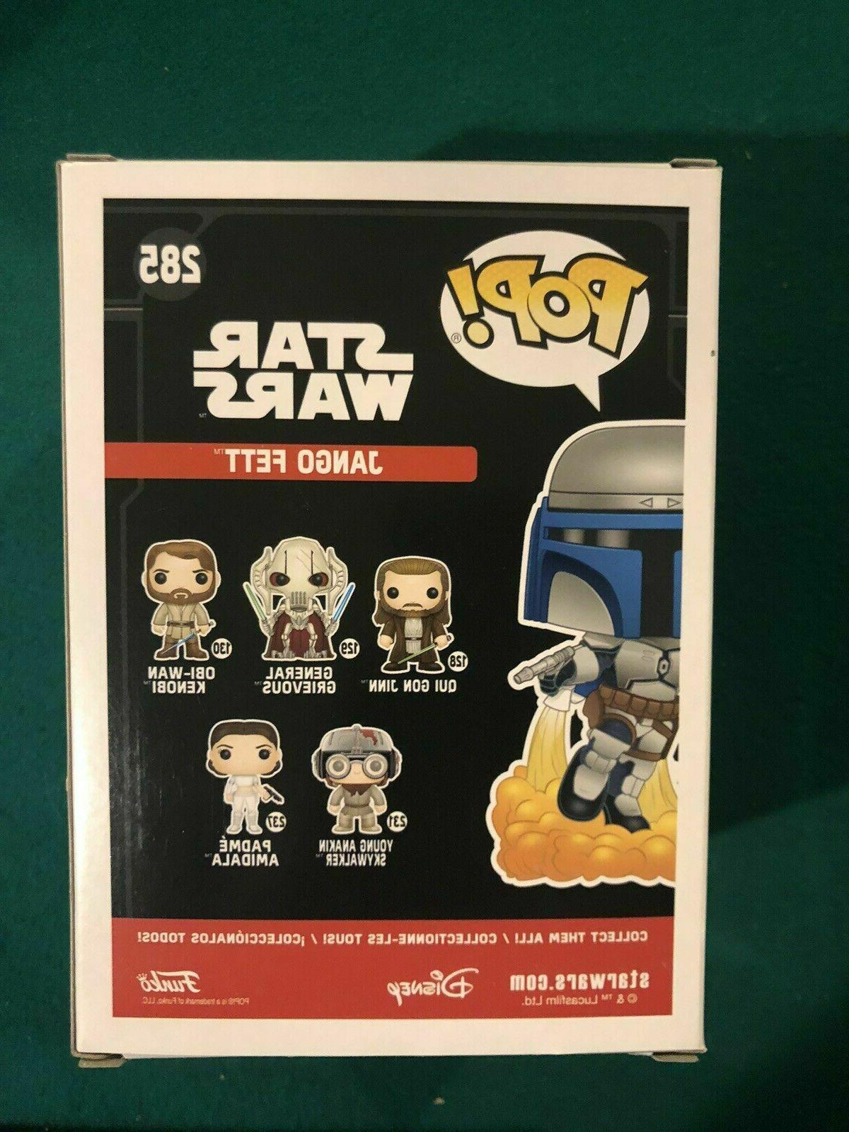 WARS - FETT VINYL NEW! LOOK!