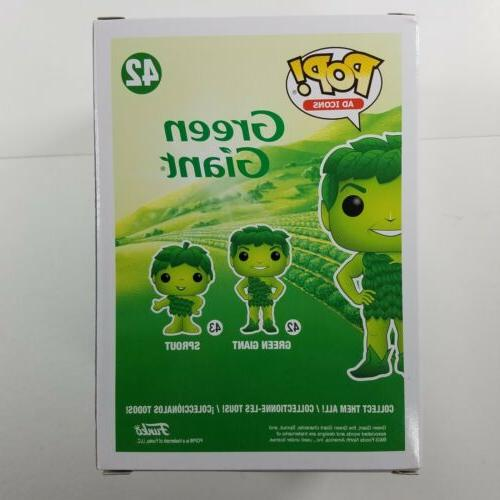 Funko Pop! Ad Green #42 Vinyl Figure