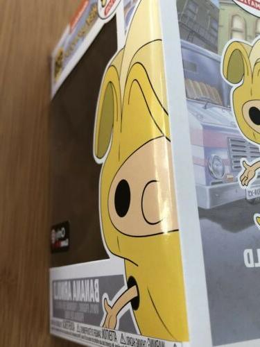 Funko Animation Hey Banana Exclusive Figure