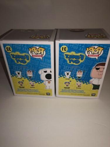 Funko Guy Peter & Brian Vaulted