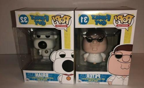 pop animation family guy peter griffin