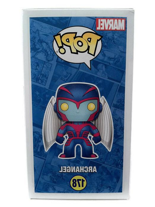 Funko Archangel Marvel Figure Bobble