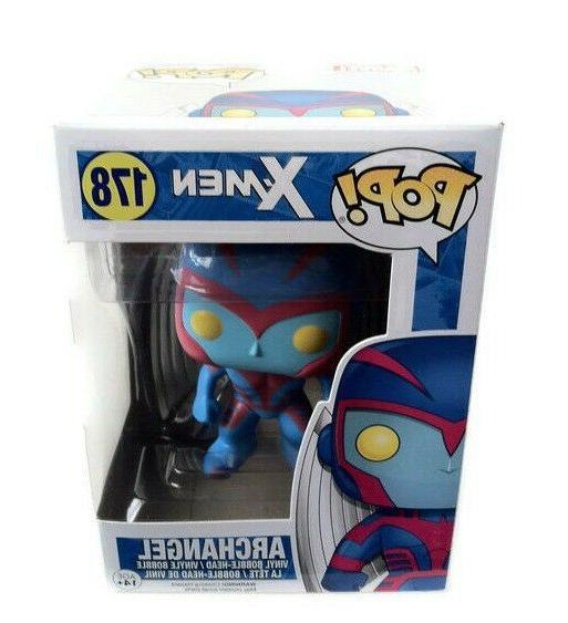 pop archangel 178 marvel x men vinyl