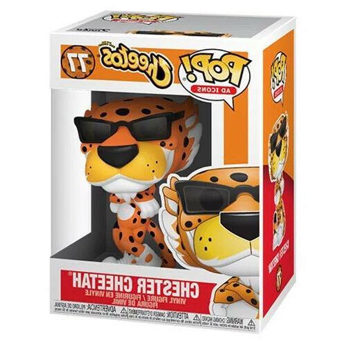 pop cheetos chester cheetah vinyl figure 77