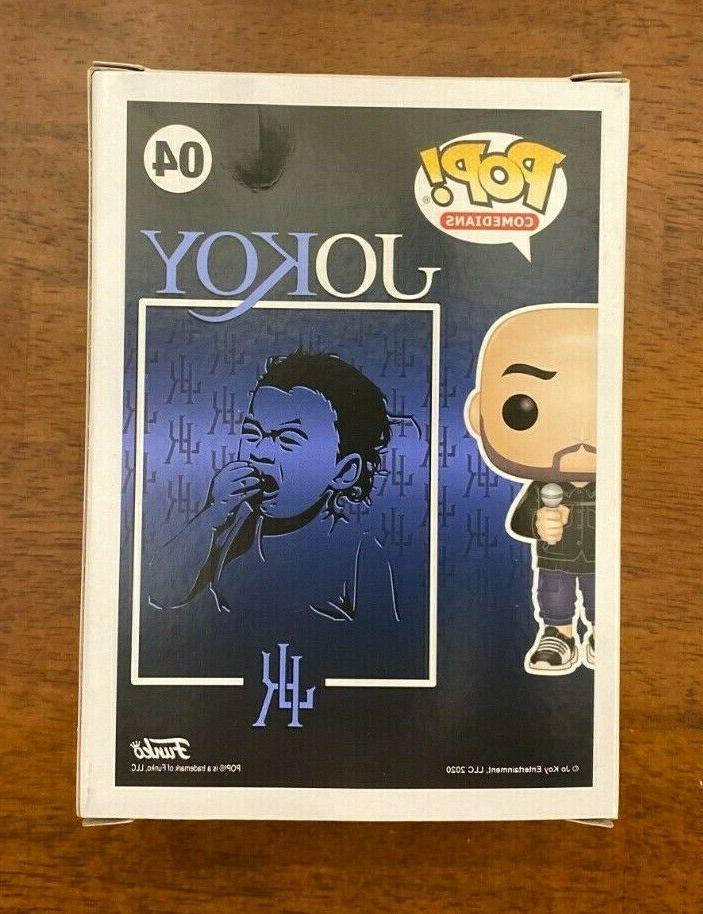 Funko POP! Jo Koy - Exclusive *In Hand* figure joseph