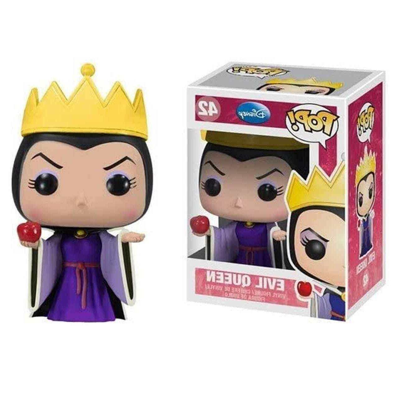 pop disney 42 evil queen vinyl figure