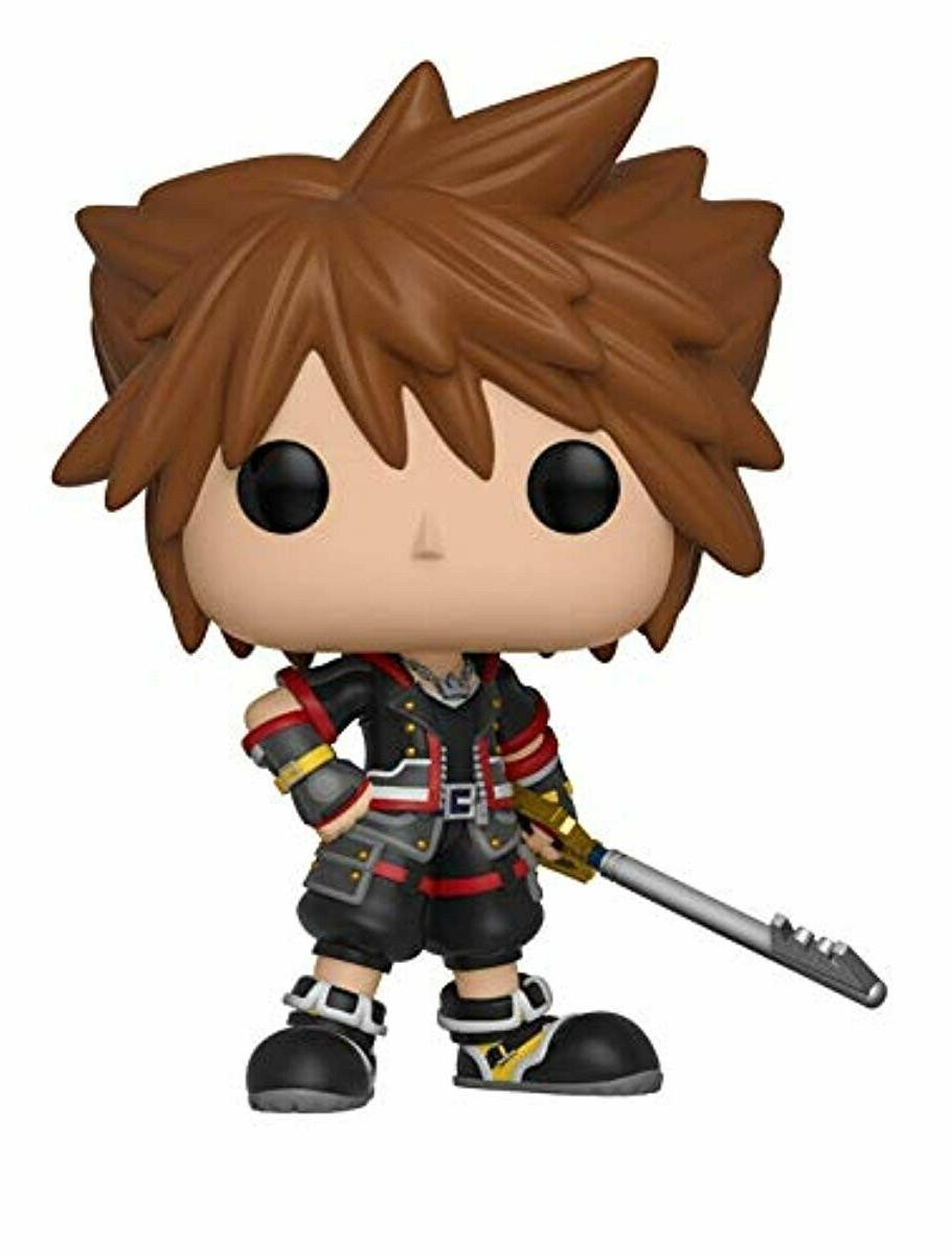 pop disney kingdom hearts 3 sora collectible