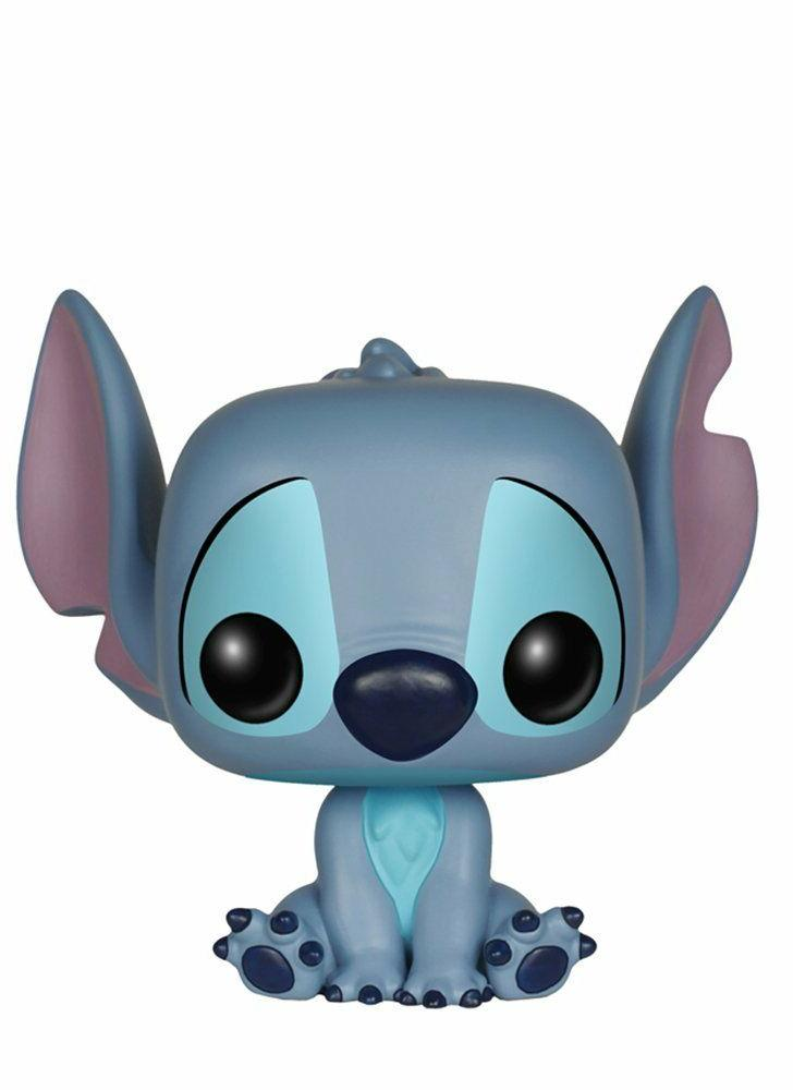 Funko & Stitch Seated Figure